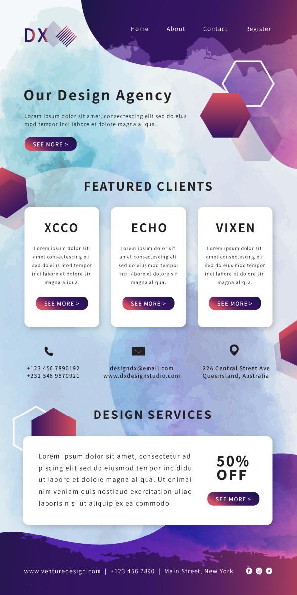 636223 Wireframe Creative Startup 600x1200